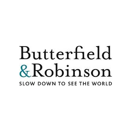 Butterfield and Robinson Partner Microsite
