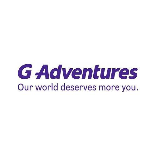 G Adventures Partner Microsite