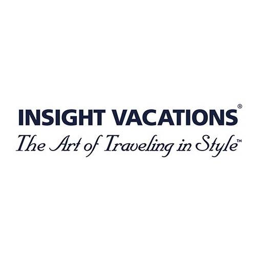 Insight Vacations Partner Microsite